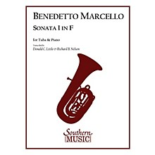Southern Sonata No. 1 in F (Tuba) Southern Music Series Arranged by Donald Little