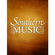Southern Sonata (Trombone and Piano) Southern Music Series Composed by Williametta Spencer