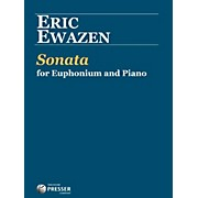 Carl Fischer Sonata for Euphonium and Piano