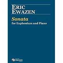 Carl Fischer Sonata for Euphonium and Piano