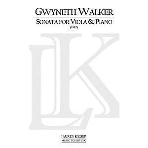 Lauren Keiser Music Publishing Sonata for Viola and Piano LKM Music Series ...