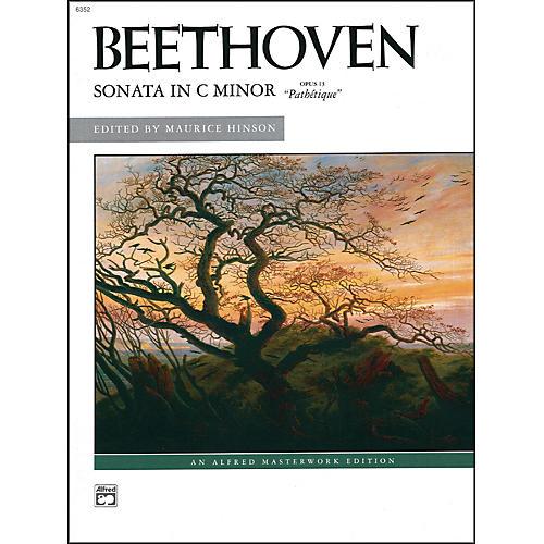 Alfred Sonata in C Minor Op. 13 (