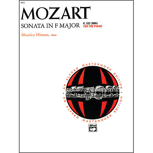 Alfred Sonata in F Major K. 332