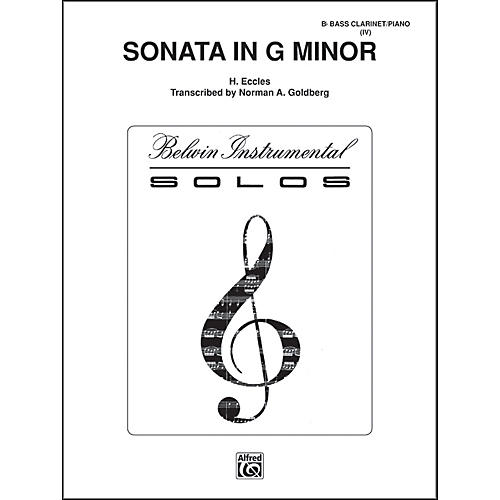 Alfred Sonata in G Minor-thumbnail