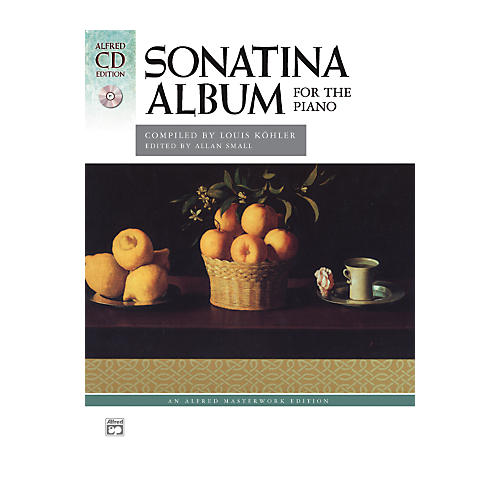 Alfred Sonatina Album Intermediate/Early Advanced Piano