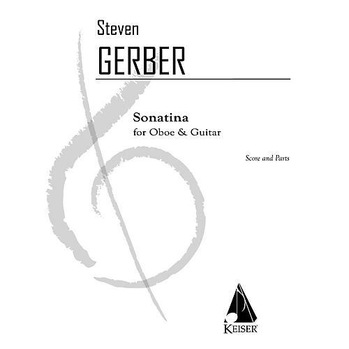 Lauren Keiser Music Publishing Sonatina for Oboe and Guitar LKM Music Series