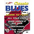 Alfred SongXpress Classic Blues For Guitar - Volume 1 (DVD)  Thumbnail