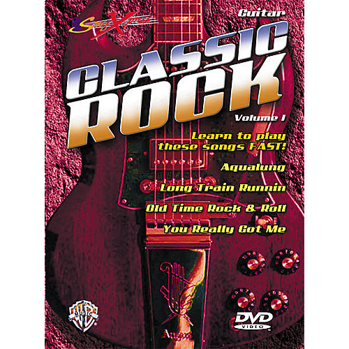 Alfred SongXpress Classic Rock Volume 1 DVD