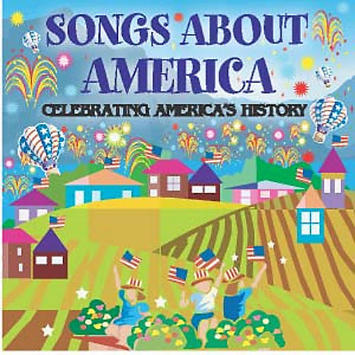 Kimbo Songs About America (CD/Guide)