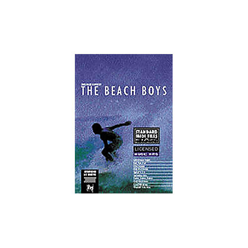 Hal Leonard Songs Made Famous by The Beach Boys, Vol. 1 - Tune 1000 Series (3-1/2