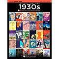 Hal Leonard Songs Of The 1930's - The New Decade Series with Optional Online Play-Along Backing Tracks thumbnail