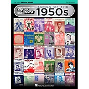 Hal Leonard Songs Of The 1950s - The New Decade Series E-Z Play Today Volume 365