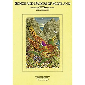 Music Sales Songs and Dances of Scotland for Recorder Music Sales America... by Music Sales
