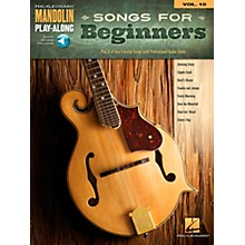 Hal Leonard Songs for Beginners - Mandolin Play-Along Vol. 10