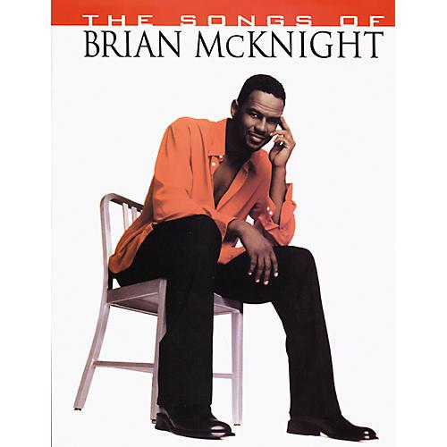 Alfred Songs of Brian McKnight-thumbnail