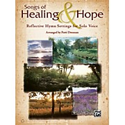 Alfred Songs of Healing & Hope Solo Voice Book