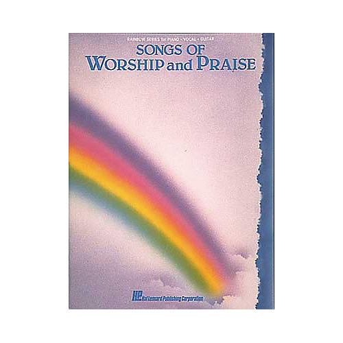 Hal Leonard Songs of Worship and Praise Piano/Vocal/Guitar Songbook