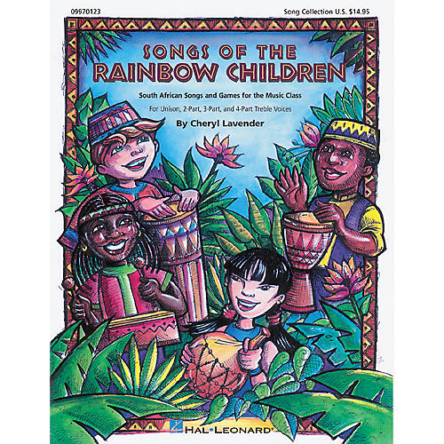 Hal Leonard Songs of the Rainbow Children