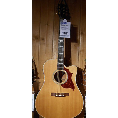 Gibson Songwriter Deluxe Acoustic Electric Guitar-thumbnail
