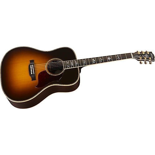 Gibson Songwriter Deluxe Custom Acoustic-Electric Guitar Vintage Sunburst