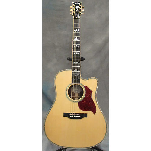Gibson Songwriter Deluxe EC Custom Acoustic Electric Guitar-thumbnail