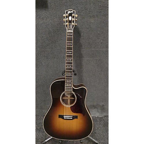 Gibson Songwriter Deluxe Ec Standard Acoustic Electric Guitar