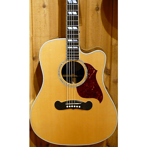 Gibson Songwriter Deluxe Studio Acoustic Electric Guitar-thumbnail