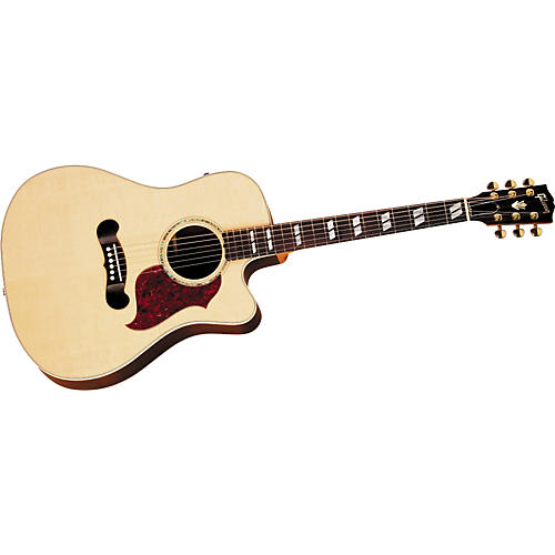 Gibson Songwriter Deluxe Studio EC Acoustic-Electric Guitar-thumbnail