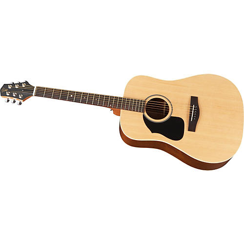 Voyage Air Songwriter VAD-04LH Left Handed Travel Acoustic Guitar