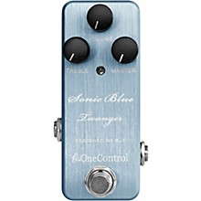 One Control Sonic Blue Twanger Effects Pedal