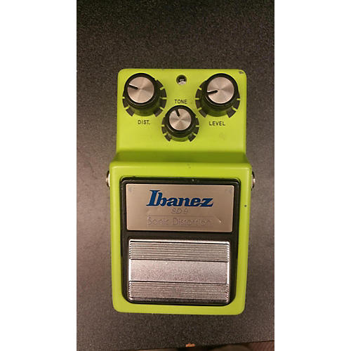 Ibanez Sonic Distortion Effect Pedal
