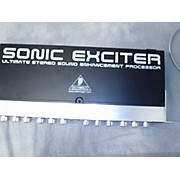 Behringer Sonic Exciter Sx3040 Exciter