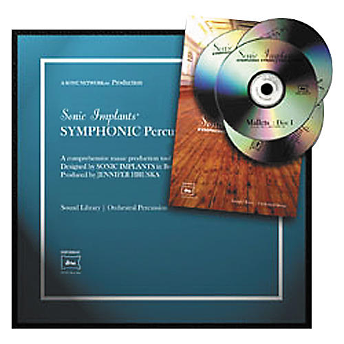 Sonivox Sonic Implants Symphonic Percussion Collection for Kontakt 2