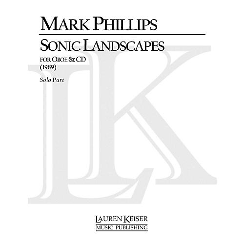 Lauren Keiser Music Publishing Sonic Landscapes (Solo Part) LKM Music Series by Mark Phillips