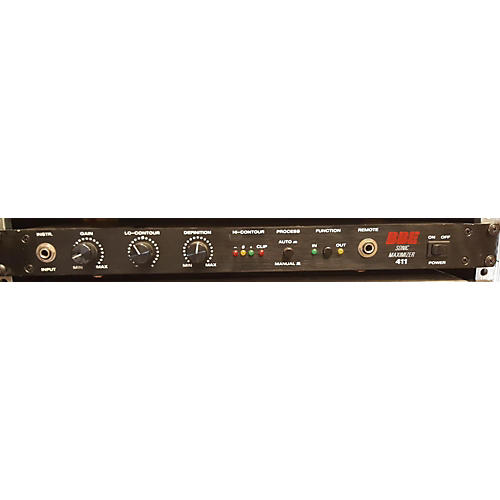BBE Sonic Maximizer 411 Exciter