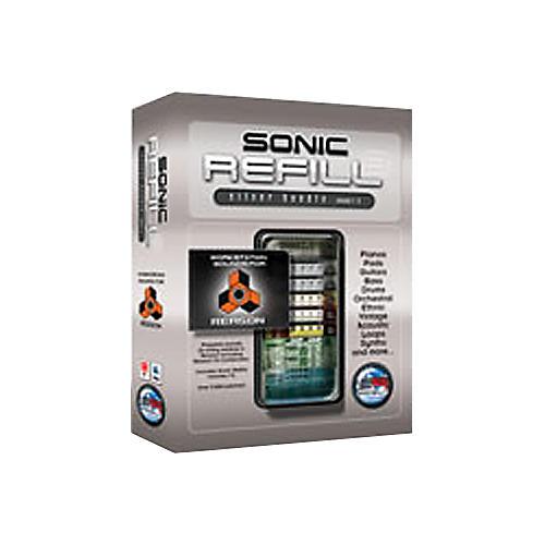 Sonic Reality Sonic Refill Silver Bundle Vol. 1-5-thumbnail