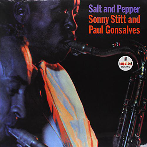 Alliance Sonny Stitt - Salt & Pepper
