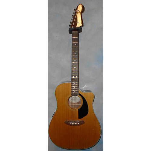 Fender Sonoran CE Acoustic Electric Guitar
