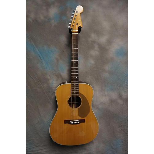 Fender Sonoran S Dreadnought Acoustic Electric Guitar