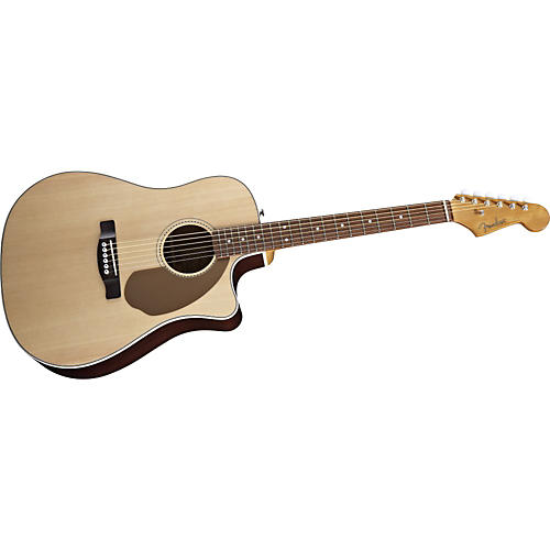 Fender Sonoran SCE Acoustic-Electric Guitar-thumbnail