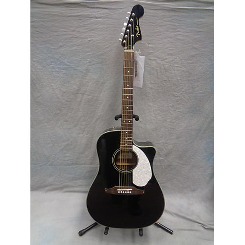 Fender Sonoran SCE Acoustic Electric Guitar-thumbnail