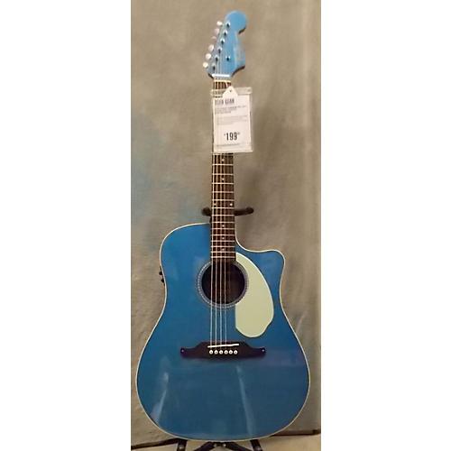 Fender Sonoran SCE Acoustic Electric Guitar
