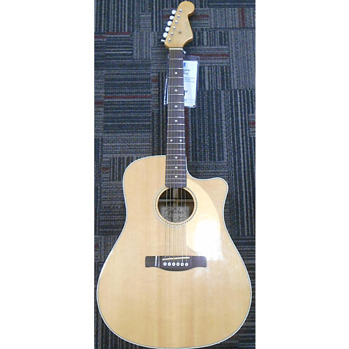 Fender Sonoran SCE California Custom Dreadnought Acoustic Electric Guitar-thumbnail