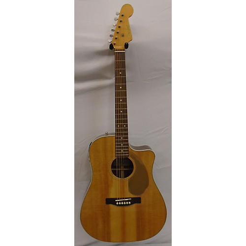 Fender Sonoran SCE California Custom Dreadnought Acoustic Electric Guitar-thumbnail