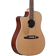 Fender Sonoran SCE Left-Handed Acoustic Guitar
