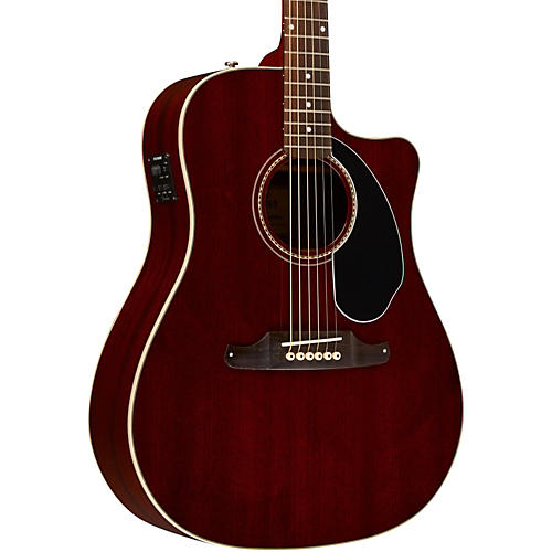 Fender Sonoran SCE Mahogany Acoustic Guitar