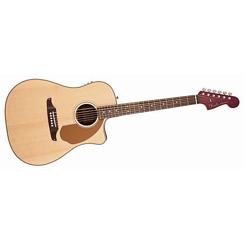 Fender Sonoran SCE Wildwood IV Acoustic-Electric Guitar-thumbnail