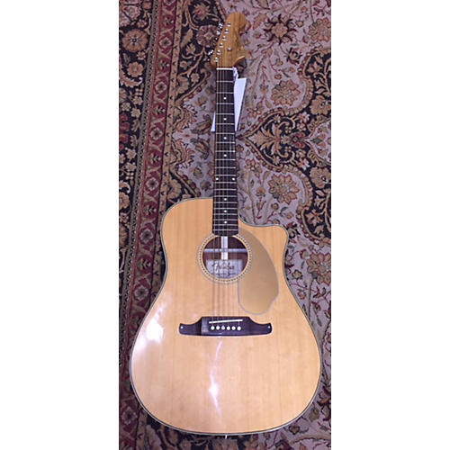 Fender Sonoran SCE Wildwood IV Acoustic Electric Guitar-thumbnail