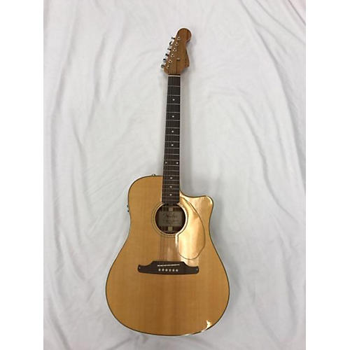 Fender Sonoran SCE Wildwood IV Acoustic Electric Guitar