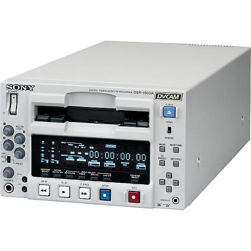 Sony Sony DSR 1500A DVCAM Recorder-thumbnail